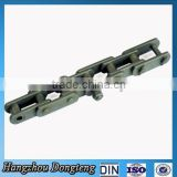 DOUBLE PITCH CONVEYOR CHAINS WITH SPECIAL PINS &Transmission chains supplier in hangzhou china