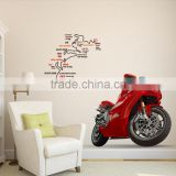 Custom Easy Remove Baby Wall Decal for Boy Kids