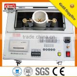 HCJ High Efficient oil dielectric strength tester with good quality peace and ocotea essential oil