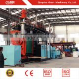 Fully Automatic Plastic Hydradulic Extrusion Blow Molding Machine for Small Business Machine Extruding