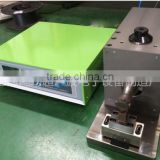 copper tube seal welding machine/automatic Ultrasound beam welding machine