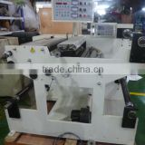 FQ-320 Full automatic high speed label slitting and rewinder machine with counting function