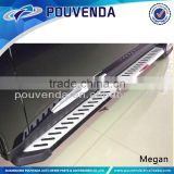 High quality Side step running boards for Mitsubishi Outlander Accessories
