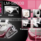 full body slim cryolipolysis fat removal massage therapy liposuction laser device