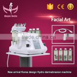 Hydro Water Dermabrasion Peel/Facial Beauty Machine/water aqua dermabrasion peeling machine