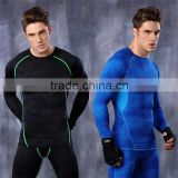 Men's Elastic Condense Basketball Running Training Sports Tights Quick Dry Clothes