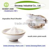 Natural Comestic Raw Material Superfine Pearl Powder for beauty products