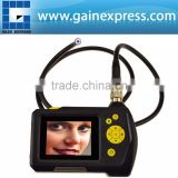 8.2mm Digital Waterproof Handheld Endoscope Digital Inspection Camera System 2.7 inch Screen Monitor and 1 Meter Cable