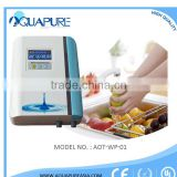 INquiry about Aquapure domestic ozonated water machine 500mg ozonator pro food cleaning