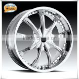 Hot selling PCD 5*112 13 inch alloy wheels