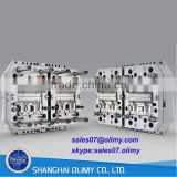 Tailor-made Plastic Two shot molds for plastic industrial parts