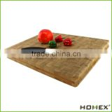 Totally Bamboo Butcher Block, 100% Bamboo Cutting, Chopping and Serving Board/Homex_Factory