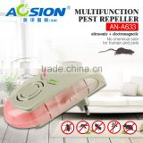 Aosion 2017 Top Selling Electromagnetic and ultrasonic Electronic Pest Repeller AN-A633
