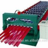 Corrugated Metal Roof Sheet Wave Panel Roll Forming Machine