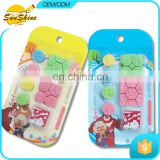 eraser and stamp set