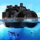 new products Wholesale Drop Shipping PULUZ 40m Underwater Depth Diving Case Waterproof Camera Housing for Sony A7 II