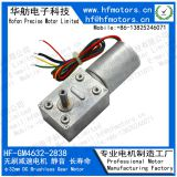 32mm Brushless DC Worm Gear Motor 24V for Precision Equipment / Household Appliances GM4632-2838