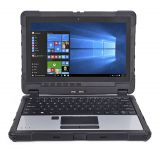 HiDON 11.6inch to 14inch intel Rugged laptop or rugged notebook computer, waterproof laptop, waterproof notebook computer