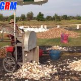 Household use small cassava chipper / cassava slicer / cassava chips making machine