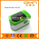 One Touch Select Free Sample Finger Tip Pulse Oximeter Oximetro De Dedo Digital Analyzer Pediatric Medical Supplies for Sale