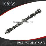 Top grade good reputation durable 4JB1 camshaft for Isuzu Pickup 2800/Trooper 2771cc 2.8D 8v,1998-