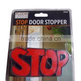 "New fashion rubber stop door stopper ""STOP"" Silicone Door Stopper - Protector & Decorative                                                                         Quality Choice"