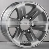 6 hole replica wheel rim 16x8.0 used rims for sale for cars fit for sport Car style wheels rims