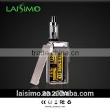 big success 100% Authentic laisimo S3 200w high level real output power dual 18650 TC mod