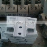 stabilized soil mixer machine blade