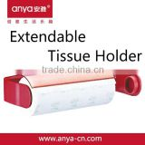 D729- 2016 New Products Tissue Box Extendable Tissue Holder Kitchen Tissue Paper Roll Holder