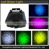 led project wall washer water effect light GBOWP five colors/single color flowing water led for hotel stage disco wedding party