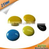 HOT!!! Smallest Round/Coin Size Active RFID Tag allow min order