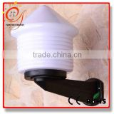 Good quality 2015 new style fob price plastic lamp shade fence lamp garden lamp made in chinashade