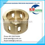 Brass Pipe Fitting Machined Parts From China Dongguan Supplier