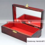 High Quality Fashion Custom Jewellery boxes wholesale wood box for jewelry, free shipping gift box