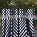 wholesale paper handmade woven folding screen room divider movable screens