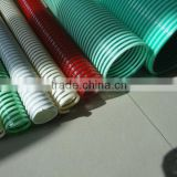 High Quality PVC braided Flexible corrugated suction hose from China factory