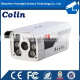 Colin 800TVL full hd night vision hi focus cctv ir one network site camera
