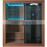 High quality Mini Steam Sauna colorful ceiling sauna