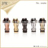 Hongwei battery diamond 510 ceramic drip tips