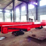 mining rail shuttle car used in metal and nonmetal mine
