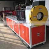 PVC cylinder candy container lollipop welding machine,Plastic boxese making machine