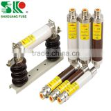 High-voltage current-limiting fuse is used for Transformer Protection( XRNT-hrc fuse)3.6KV