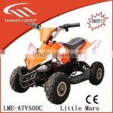 kid mini electric atv 500w for kids with ce