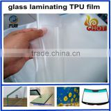 high tensile strength TPU film for safety glass lamination