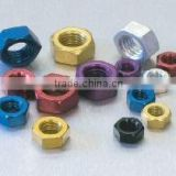 All colors Hex Nut DIN 934