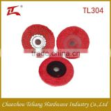 Spindle Flap Wheel with Shaft Material Polishing and Grinding