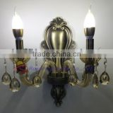 New product custom-made zinc table lamp crystal table lamp ,bronze table lamp ,decoration table lamp chandeliers