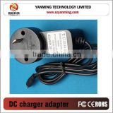 EU Plug Wall Mount adapter 12V 400mA 5.5*2.5 AC DC Power Adapter 110v-220v 50-60hz charger