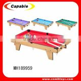 High quality kids MDF pool table for sale,children billiards table